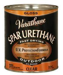 Rust Oleum Outdoor Oil Based Spar Urethane Wood Polish