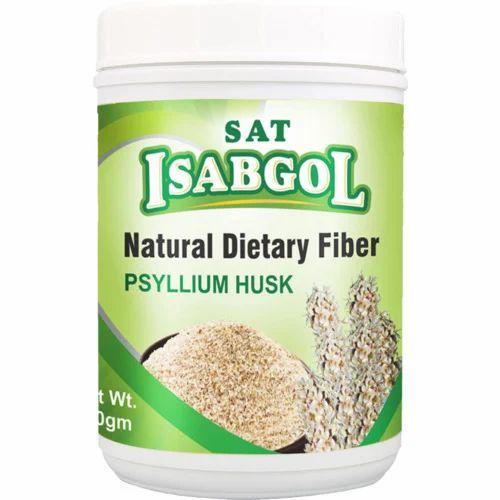 Sat Isabgol Psyllium Husk Powder At Rs 310 200gm Tnagar