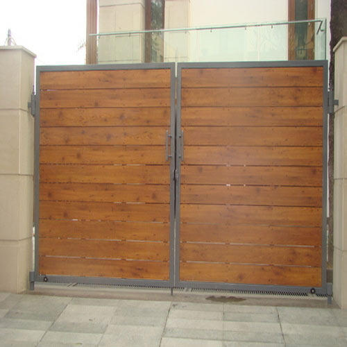 Brown Fundermax Exterior Cladding Red Floor India Id