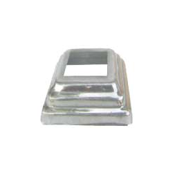 SS Square Base Cup Railing Accessories
