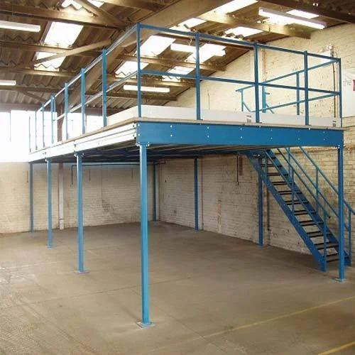 Modular Mezzanine Floor Slotted Mezzanine Floor