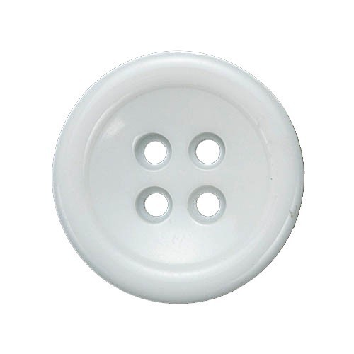 Garment Plain Button