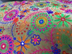 Fancy Jute Fabric