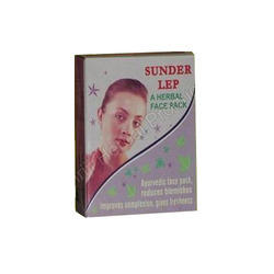 Sunder Lep Herbal Face Pack