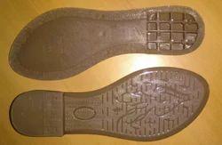 PVC Ladies Sandal Sole