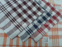 Dibbi Check Duster Cloth