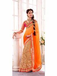 Designer Wedding Wear Sarees