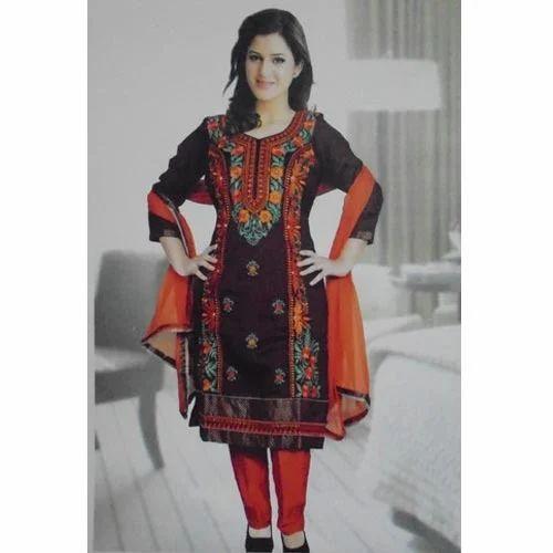 ebfc12260f Fancy Designer Ladies Suits at Rs 950 /piece   Designer Suits ...