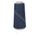 Black Polyester Wool Blend Yarn, For Garments