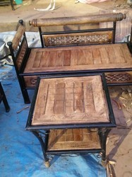 Self manufacturer Wooden Table