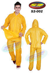 S2-002 Yellow Rain Suit