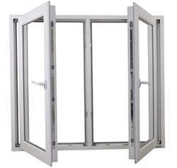 SRGG Hinged Rectangular Aluminium Casement Window