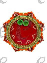 Painted Thali
