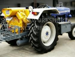 Farmtrac Attached Tractor Mounted Air Compressor