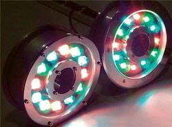 Nozzal Fountan LED Light RGB