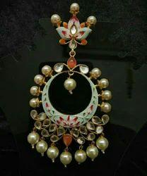 Jaipuri Designer Chand Bali