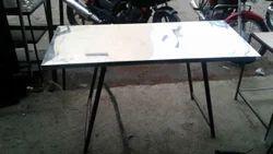Iron Folding Table
