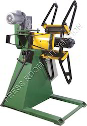 Motorized Decoiler 1000 Kgs