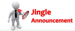 Railway Announcement Jingles