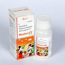 Amoxycillin Clavulanate Potassium 28.5Mg Oral Liquids