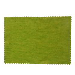 Green Dyed Fabric