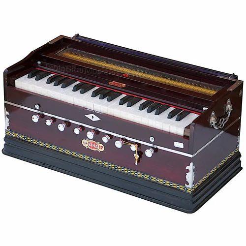 Bina Harmonium, Musical Instruments - Beats The Musical ...