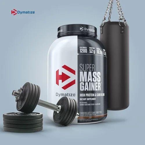 super mass gainer bag