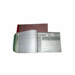 Invoice Book Printing Service