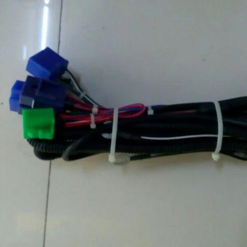 Four Wheeler Wiring Harness Manufacturers : Wheeler horn wiring diagram dimensions