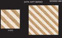 Digital Ceramic Floor Tile, Thickness: 8 - 10 Mm, Size: Medium