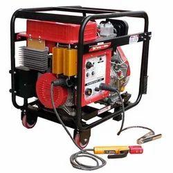 Portable Diesel Welder Generator GE-W7000D