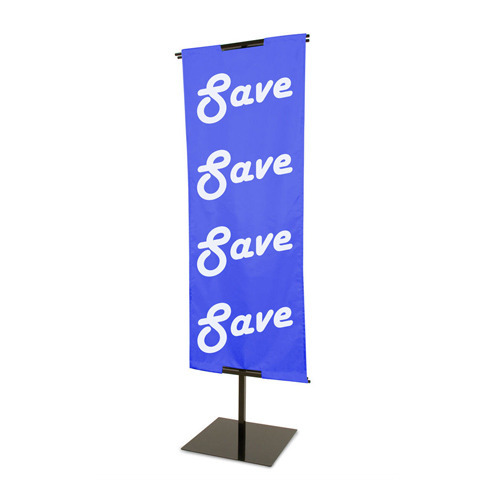 Floor Standing Banner for Mall