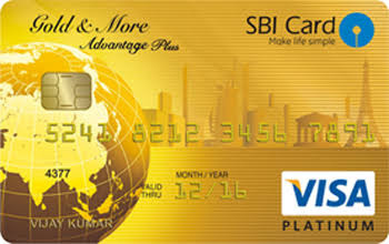Product Image. Read More. Credit Card SBI Card