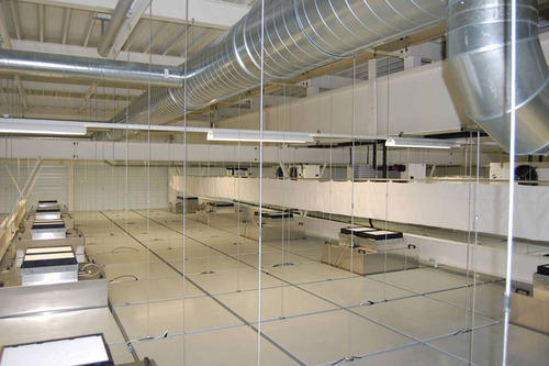 Walk In False Ceiling Amp Roofing Systems Amp Industrial Quick