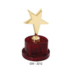 GW-3212 Wooden Trophy
