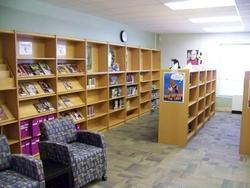 Elementary School Library Furniture