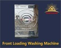 Stainless Steel Semi-automatic Commercial Washing Machine