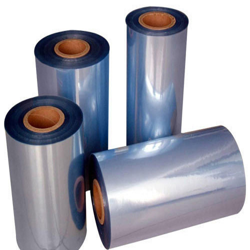 Shrink Wrapping with PVC and Polyolefin