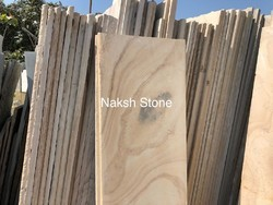 Beige Sand Stone Slabs, 40-45mm
