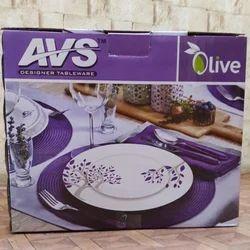 Olive Dinner Set