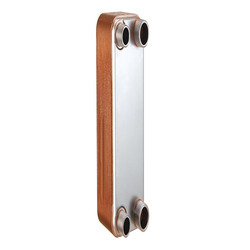 Brass Brazed Plate Heat Exchanger