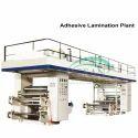 Adhesive Lamination Plant