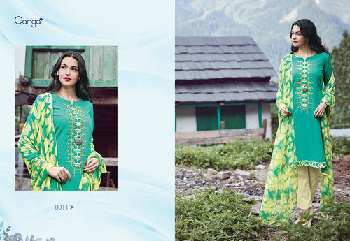 79090f6d12 Designer Cotton Remi Salwar Suit at Rs 1510 /piece | Udhna | Surat ...