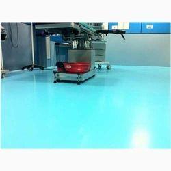 Anti Static Epoxy Flooring Services