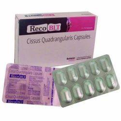 Cissus Quadrangularis Capsule