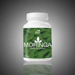 Moringa Tablets 200mg Specially for Children