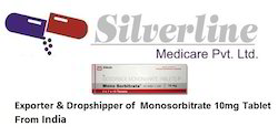 Monosorbitrate 10mg Tablet