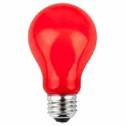 LED And Flourescent Color Light Bulb