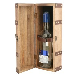 Wooden Wine Case