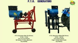 P. T. O. Generators